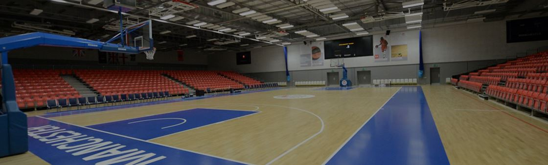 Facilities Basketball England